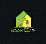 uHate2Paint LLC Logo - Entry #60