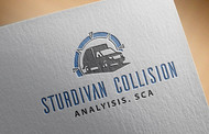 Sturdivan Collision Analyisis.  SCA Logo - Entry #163