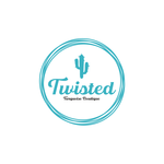 Twisted Turquoise Boutique Logo - Entry #39