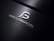 Birks Financial Logo - Entry #137