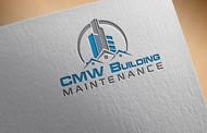 CMW Building Maintenance Logo - Entry #127