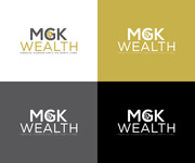 MGK Wealth Logo - Entry #341