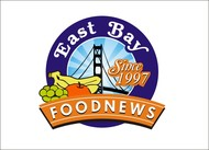 East Bay Foodnews Logo - Entry #37