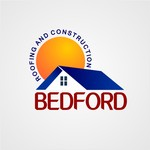 Bedford Roofing and Construction Logo - Entry #110