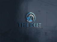 The Debt What If Calculator Logo - Entry #28