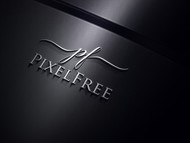 PixelFree Studio Logo - Entry #23