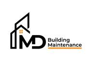 MD Building Maintenance Logo - Entry #128