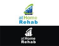 At Home Rehab Logo - Entry #14