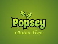 gluten free popsey  Logo - Entry #80