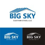 Big Sky Custom Steel LLC Logo - Entry #107