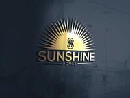 Sunshine Homes Logo - Entry #418