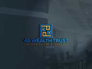 4P Wealth Trust Logo - Entry #218