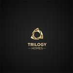 TRILOGY HOMES Logo - Entry #29