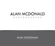 Alan McDonald - Photographer Logo - Entry #138