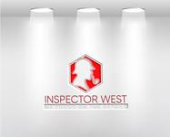 Inspector West Logo - Entry #174