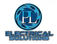 P L Electrical solutions Ltd Logo - Entry #24