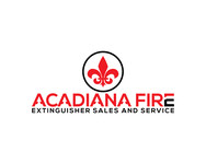 Acadiana Fire Extinguisher Sales and Service Logo - Entry #32