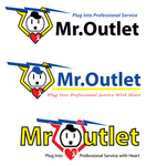Mr. Outlet LLC Logo - Entry #14
