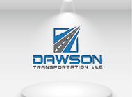 Dawson Transportation LLC. Logo - Entry #210