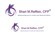 I do not want a brandname in my logo.  If anything, Shari M. Reffsin, CFP, CDFA, CLTC - Entry #67