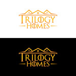 TRILOGY HOMES Logo - Entry #11