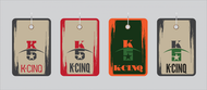 K-CINQ  Logo - Entry #128