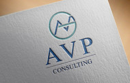 AVP (consulting...this word might or might not be part of the logo ) - Entry #198