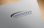 Empowered Financial Strategies Logo - Entry #9