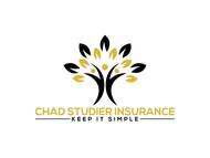 Chad Studier Insurance Logo - Entry #358