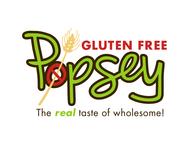 gluten free popsey  Logo - Entry #185