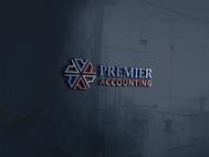 Premier Accounting Logo - Entry #184