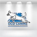 OCD Canine LLC Logo - Entry #217
