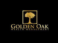 Golden Oak Wealth Management Logo - Entry #28