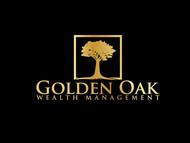 Golden Oak Wealth Management Logo - Entry #28
