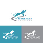 Turtle River Holdings Logo - Entry #2