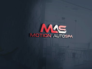 Motion AutoSpa Logo - Entry #30