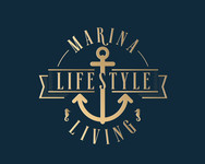 Marina lifestyle living Logo - Entry #55