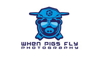 When Pigs Fly Photography Logo - Entry #11