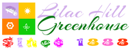 Lilac Hill Greenhouse Logo - Entry #150