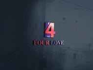 Four love Logo - Entry #224