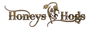 Honeys & Hogs all American bar Logo - Entry #84