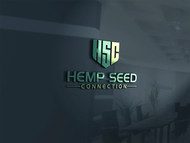Hemp Seed Connection (HSC) Logo - Entry #14