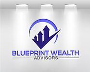 Blueprint Wealth Advisors Logo - Entry #474