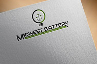 Midwest Battery Logo - Entry #79