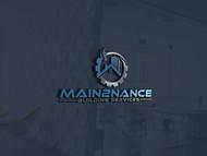 MAIN2NANCE BUILDING SERVICES Logo - Entry #205