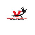 Valiant Retire Inc. Logo - Entry #87