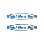 Right Now Semi Logo - Entry #43