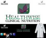Logo design for doctor of nutrition - Entry #135