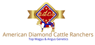 American Diamond Cattle Ranchers Logo - Entry #64
