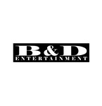 B&D Entertainment Logo - Entry #17